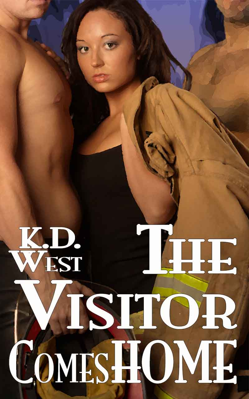The Visitor Comes Home cover