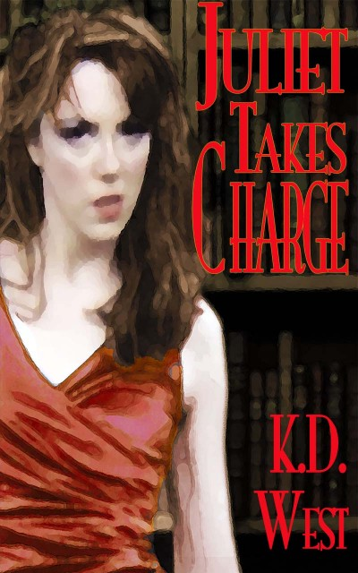 Juliet Takes Charge by KD West|Model: Mary Cyn