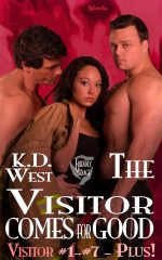 The Visitor Comes for Good/Visitor Omnibus