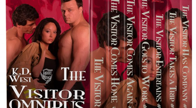 The Visitor Omnibus (MMF bisexual romance)